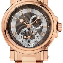 Breguet Marine Automatic Dual Time 5857br/z2/rz0