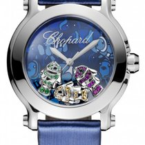 Chopard Happy Sport Round Quartz 36mm 278475-3049