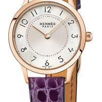Hermès Slim d'Hermes PM Quartz 25mm 041749ww00