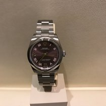 Rolex Oyster 31mm Ref. 177200 red grape roman dial+LAGERND+