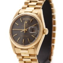 Rolex Oyster Perpetual Day-DATE President 18 KA Yellow Gold