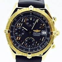 Breitling Chronomat Yellow Gold