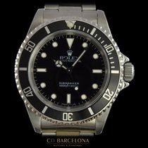 Rolex Submariner (No Date) Box & Papers Top Condition.