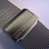 Zeno-Watch Basel ZENO Milanaiseband mit Faltschließe