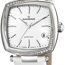 Candino Elegance C4484/1 Elegante Damenuhr Sehr Elegant