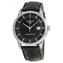 Tissot Men's T0864071605100 T-Classic Luxury Powermatic80 ...