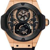 Hublot Big Bang King Power 18K King Gold Men's Watch
