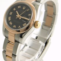 Rolex Lady-datejust Stahl Everose Gold