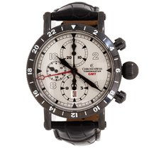 Chronoswiss Timemaster Chronograph GMT CH-7535-GST-SI1