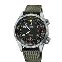 Oris Aviation Crown ProPilot Altimeter - Fuss Skala 01 733...