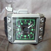 "RSW Outland in Luminous Green ""Circuit Board"" Dial"