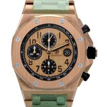 Audemars Piguet Royal Oak Offshore Men's Chronograph...