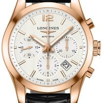 Longines Conquest Classic Automatic Chronograph 41mm L2.786.8....