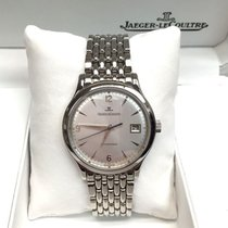 Jaeger-LeCoultre Master Control with Stainless Steel Bracelet