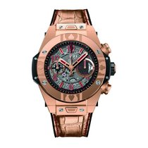 Hublot Big Bang Unico 45mm Automatic 18K Rose Gold Mens Watch...