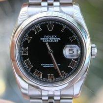 Rolex Mens Datejust Watch Stainless Steel 116200 Yr08