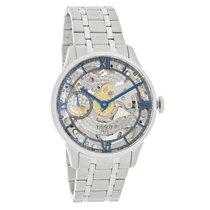 Tissot Des-Tourelle Men Skeleton Swiss Automatic Watch...