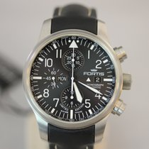 Fortis F-43 Pilot Chronograph Limited Edition 43mm NEU