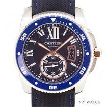 Cartier カルティエ (Cartier) Calibre de Cartier Diver  W2CA0008 NEW