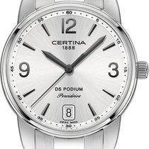 Certina DS Podium C034.210.11.037.00 Elegante Damenuhr Sehr...