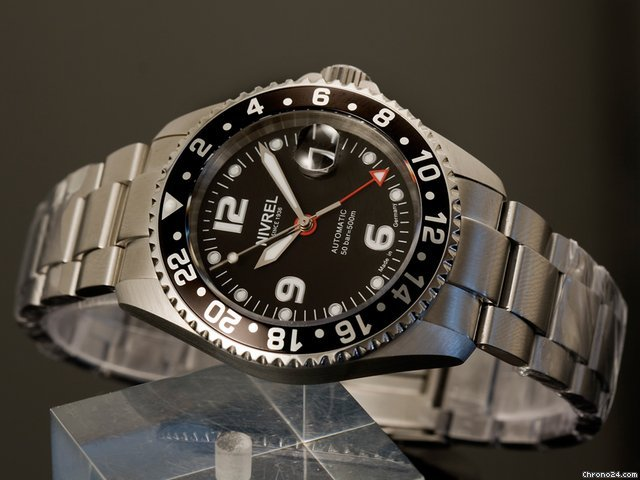 Nivrel Deep Ocean GMT