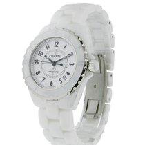 Chanel Full Size J12 White Ceramic H0970