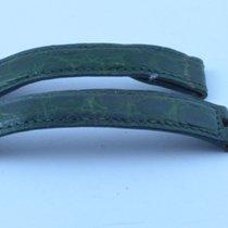 Cartier Leder Armband Leather Bracelet 16mm 16-14 Für Faltschl...