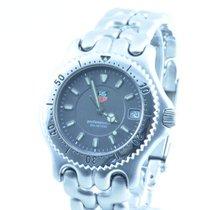 TAG Heuer Professional Sel Herren Uhr Quartz 37mm Stahl/stahl...