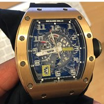 Richard Mille Rm 30 GOLD