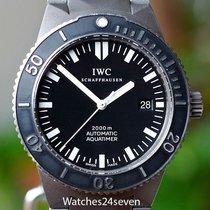 IWC Aquatimer 2000 GST Automatic Titanium 42mm Ref. IW3536-001