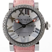 Locman Toscano Automatic Pink