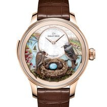 Jaquet-Droz [NEW][LIMITED 8] BIRD REPEATER FALL OF THE RHINE...