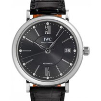 IWC Schaffhausen IW458102 Portofino Automatic 37 Ardoise...