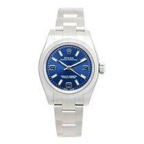 ロレックス (Rolex) Lady Oyster Perpetual Stainless Steel Blue...