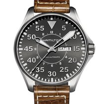 Hamilton Khaki Aviation Pilot Auto