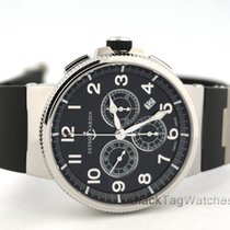 Ulysse Nardin Marine Chronograph Manufacture  Automatic 43