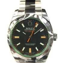 Rolex - Milgauss - Men's - 2008 - UNUSED