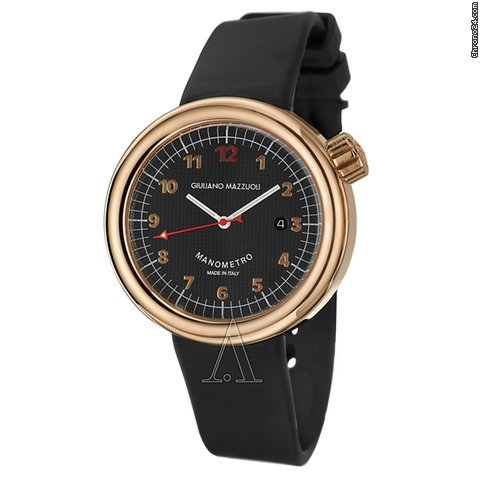 Giuliano Mazzuoli Men&amp;#39;s Manometro Lingotto Watch