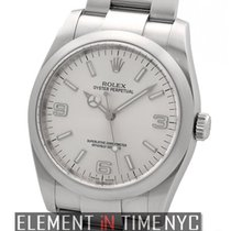 Rolex Oyster Perpetual 36mm No-Date Silver Dial Explorer II...