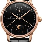 Jaquet-Droz Astrale Quantieme Perpetual Eclipse Mens Watch