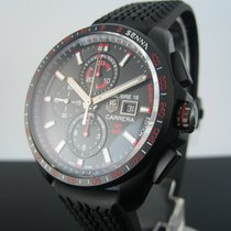 TAG Heuer Carrera Chronograph Senna Special Edition CBB2080.FT...