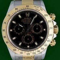 Ρολεξ (Rolex) Daytona Cosmograph 116523 Gold Steel Box&Papers
