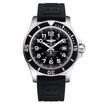 Breitling Men's A17392D7/BD68/152S Superocean II 44 Watch