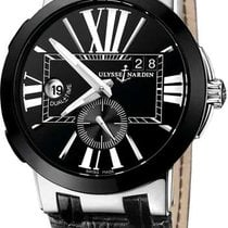 Ulysse Nardin Executive Dual Time 243-00-42