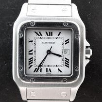 Cartier SANTOS Elegante Automatik Hochfeine Luxus Herren...