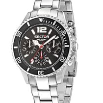 Sector R3253161011 - 230 MULTIFUNCTION Man, 39x46 mm