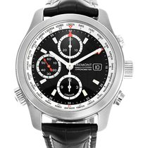 Bremont Watch World Timer Automatic ALT1-WT/BK