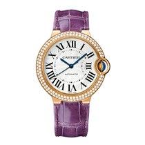 Cartier Ballon Bleu Automatic Mid-Size Watch Ref WE900551