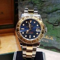 Rolex yacht-master gold/steel