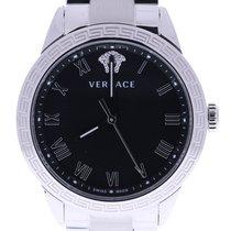 Versace V-sport P6q99fd008s099 34 Millimeters Black Dial